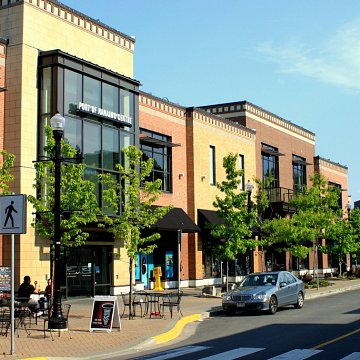 Downtown Nanaimo by Doug Hay on Flickr